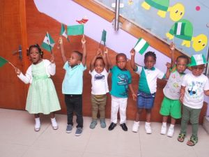 1st October 2018 Nigeria Independence Day at Artville School